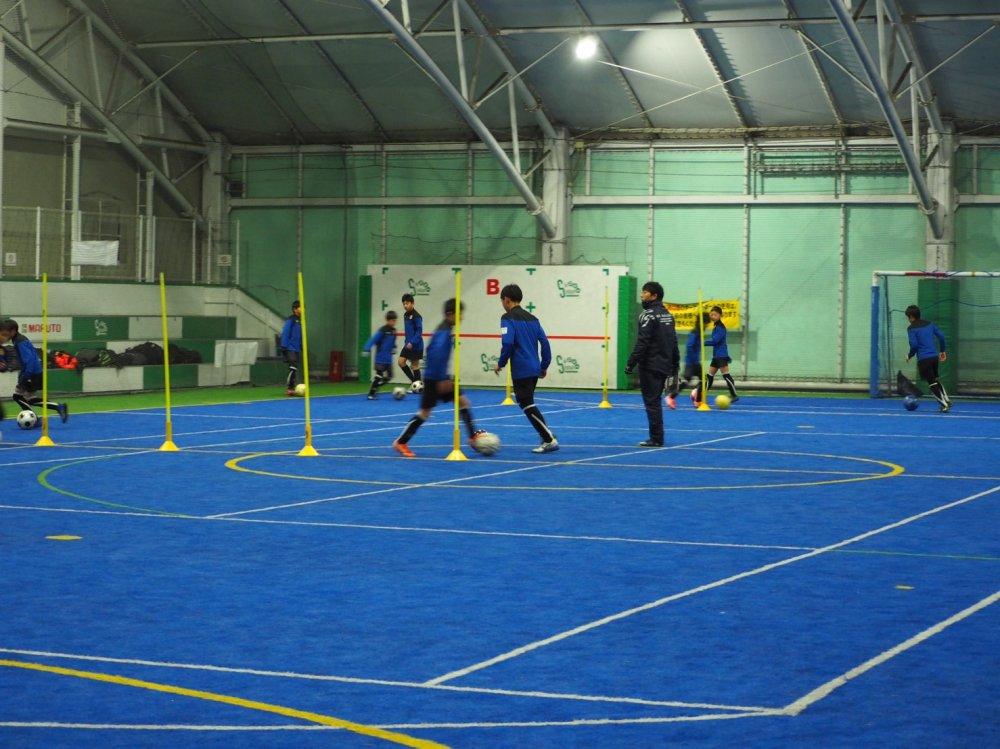 サッカークリニックの増刊ジュニアサッカークリニックの取材