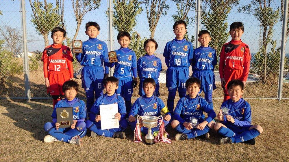 第25回蹴友会よみうりカップU-12サッカー大会優勝!