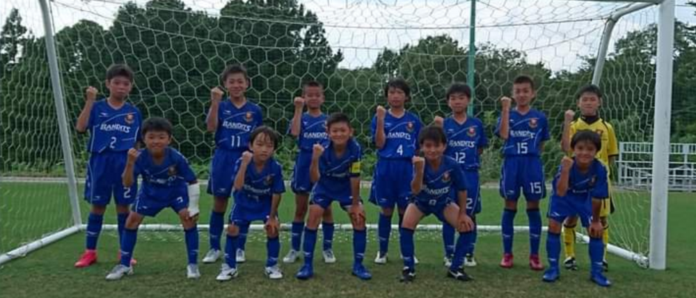 U-11カップフェスティバル 2020 in Jヴィレッジ(推薦による8チーム)優勝!