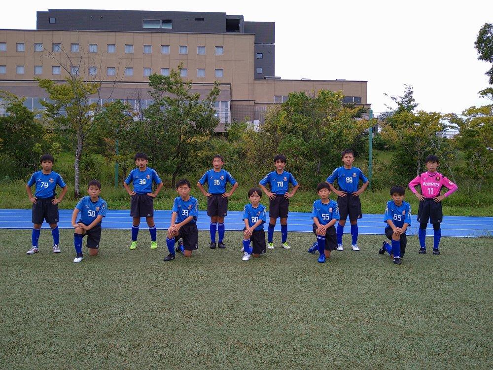 JFA 第44回 全日本U-12サッカー選手権福島県大会二次ラウンド(県大会)の組み合わ!