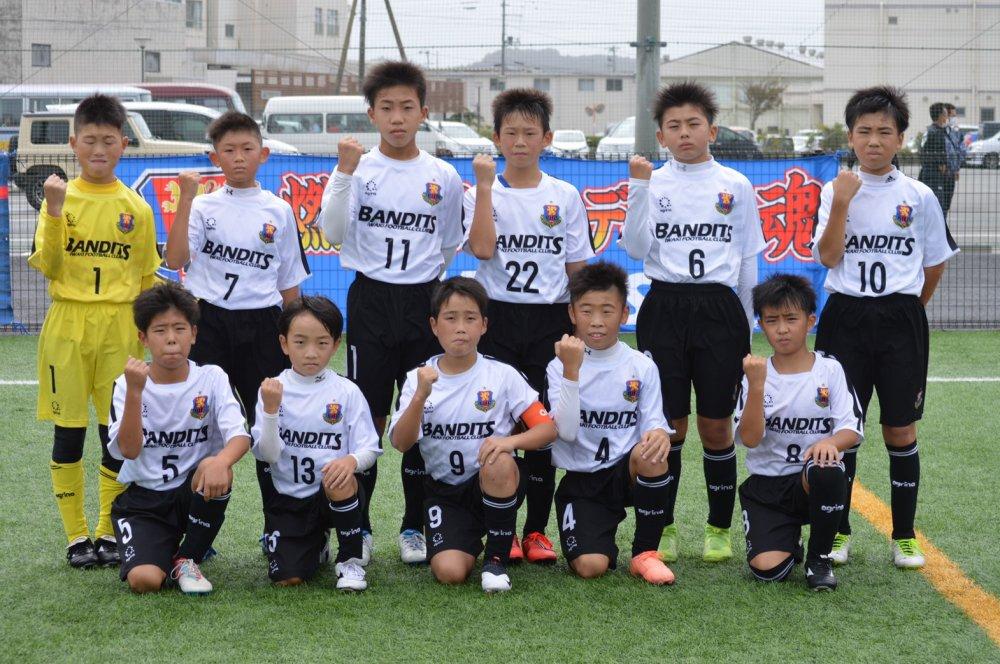 JFA 第44回 全日本U-12福島県大会ニ次ラウンド(県大会)の結果